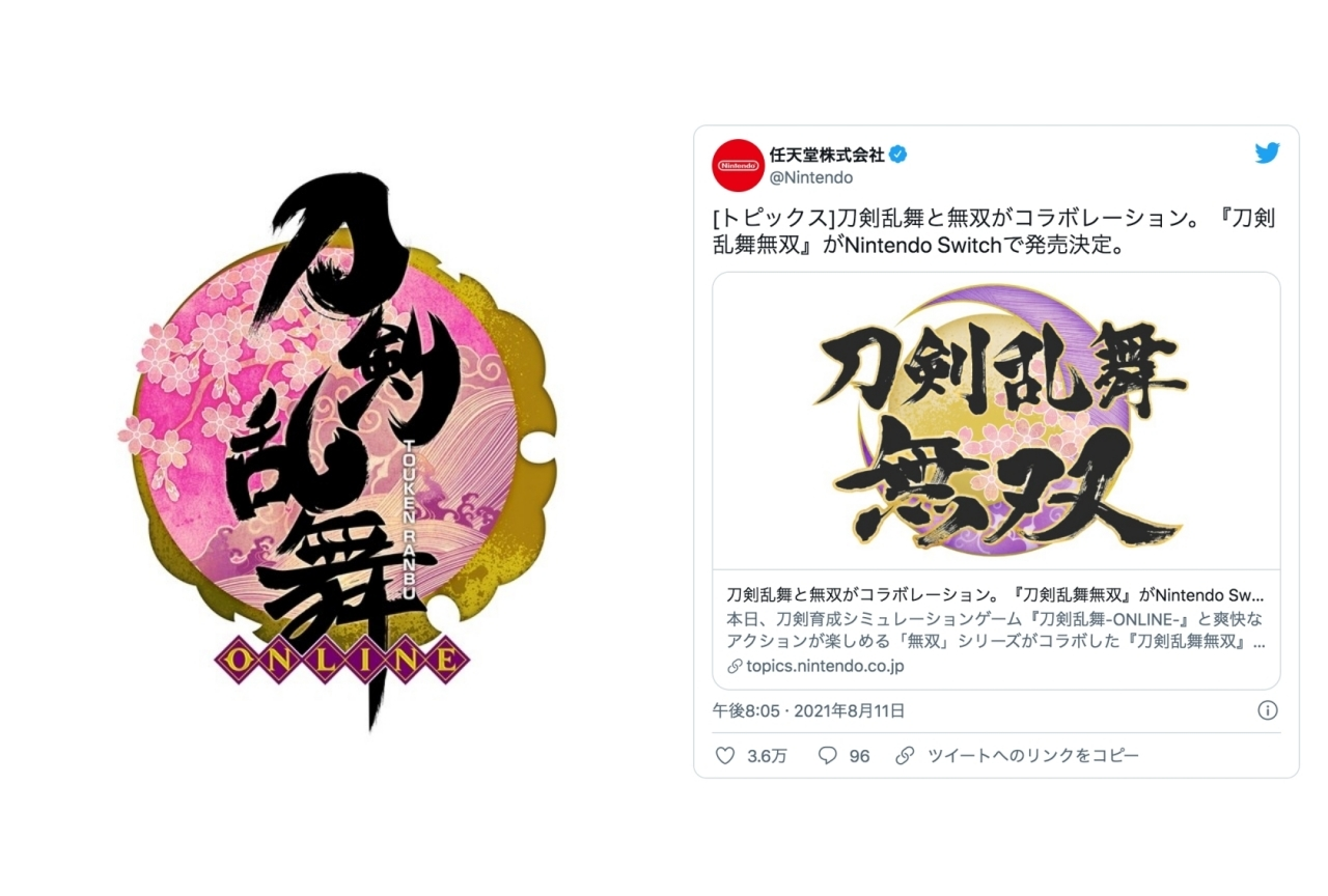 『刀剣乱舞無双』発売決定!『とうらぶ無双』著名人のツイートまとめ【注目ワード】