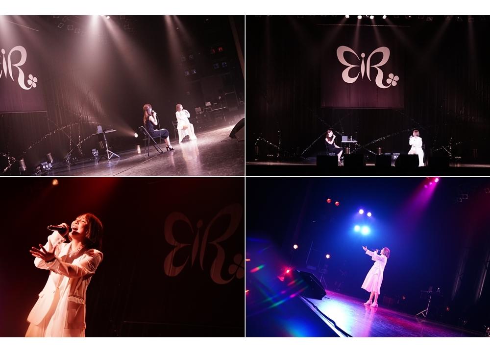 歌手・藍井エイルが『20thシングルリリイベ』&『エイルの日!前夜祭LIVE』を開催!