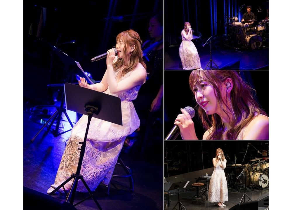 声優・安野希世乃のデビュー10周年記念ライブより公式レポ到着!