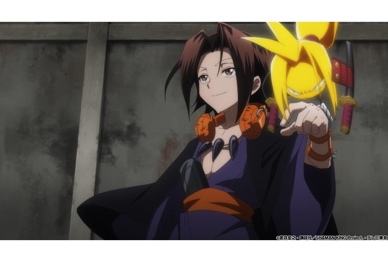 TVアニメ『SHAMAN KING』第19廻のあらすじ&場面カット到着