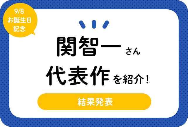 声優・関智一さん、アニメキャラクター代表作まとめ(2021年版)