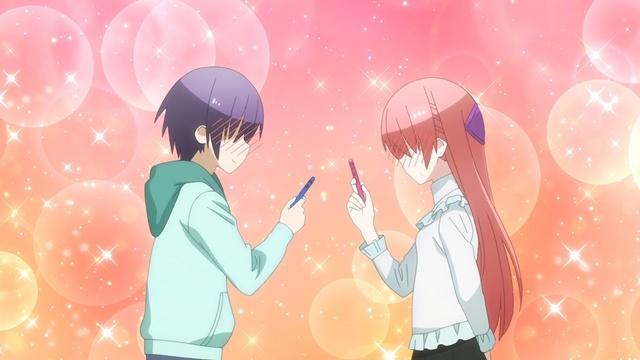 新作特別編OVA『トニカクカワイイ ~SNS~』8月18日(水/大安)全世界同時リリース!! LINEスタンプ「司と星空の新婚スタンプ」発売開始!!