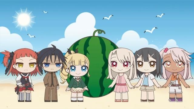 Fate/kaleid liner プリズマ☆イリヤ-7