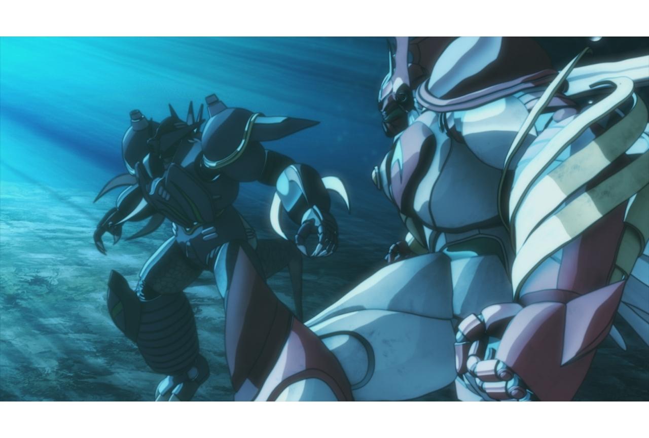 夏アニメ『ゲッターロボ アーク』第9話あらすじ&先行場面カットが公開