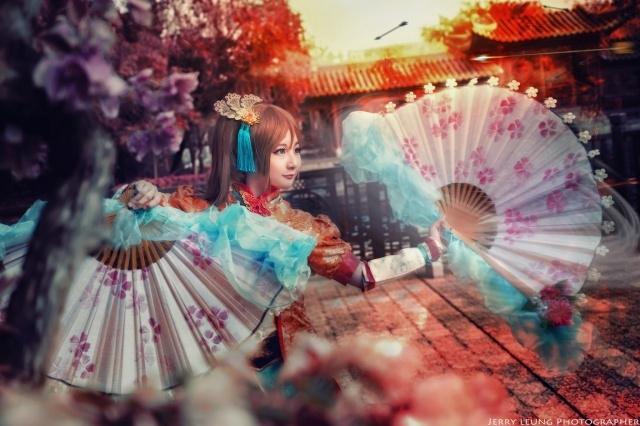 ゲーム『真・三國無双』シリーズより、女性キャラクターの美しいコスプレ特集! 小喬、大喬、貂蝉などに扮するコスプレイヤーさんたちをピックアップ!-1