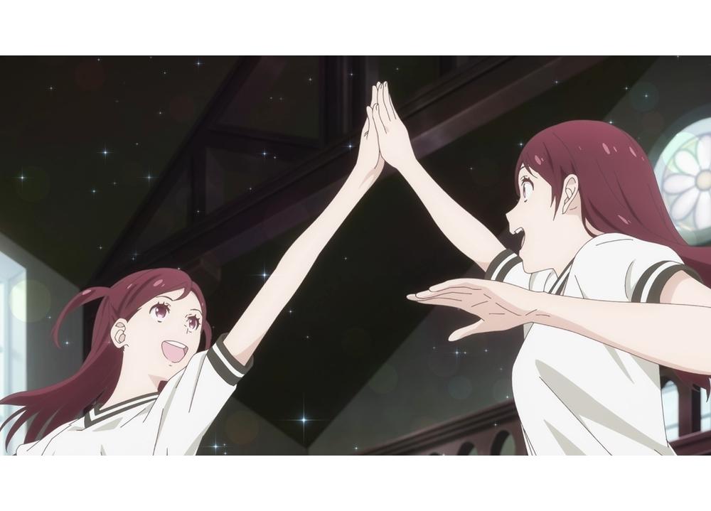 夏アニメ『かげきしょうじょ!!』第九幕「ふたりのジュリエット」の先行カット到着!
