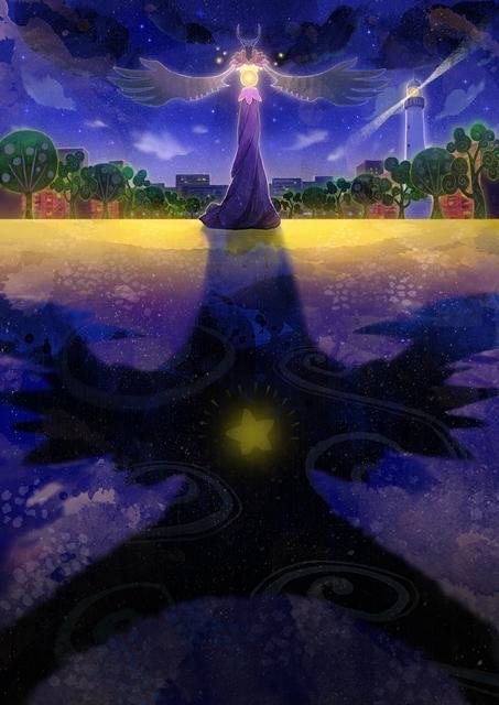 りょーちも監督&主題歌:Aimerさんのオリジナルアニメプロジェクト『夜の国』第3夜公開! 声優のM・A・Oさんから収録後のコメント到着、第3夜の主題歌も解禁-1