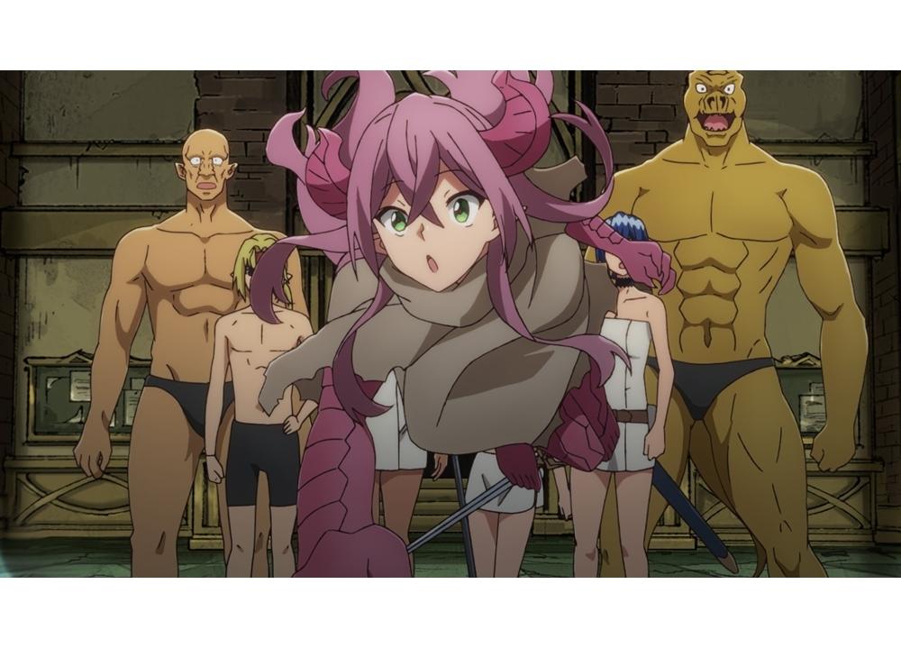 夏アニメ『迷宮ブラックカンパニー』第9話「静かな砦」より先行カット公開!