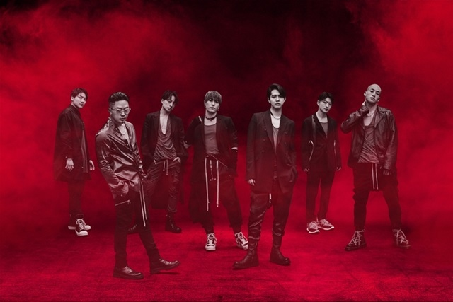 ▲GENERATIONS from EXILE TRIBE・新アーティスト写真