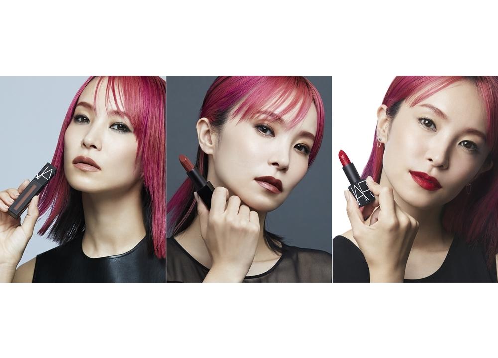 人気歌手LiSA、2021年秋リップアイテムのキャンペーンモデルに起用決定!