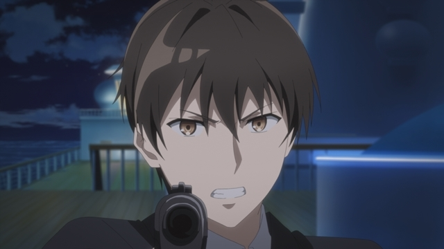夏アニメ『探偵はもう、死んでいる。』第10話「だから俺は、探偵にはなれない」の先行カット&あらすじ公開! かつて君塚の仲間であったシャルが現れ……-6