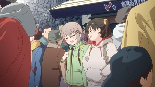 TVアニメ『ヤマノススメ Next Summit』2022年放送決定、最新PV公開! 声優・岩井映美里さんが新キャラ役で出演決定-6