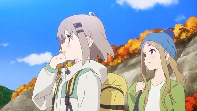 TVアニメ『ヤマノススメ Next Summit』2022年放送決定、最新PV公開! 声優・岩井映美里さんが新キャラ役で出演決定-16