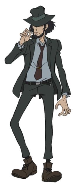 大塚明夫さん、『ルパン三世 PART6』より次元大介を担当! 小林清志さんから大塚明夫さんへ交代へ! 初回は、小林さんが最後に次元を演じる「EPISODE 0 ―時代―」を放送-6