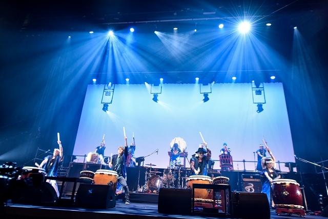 1年半ぶりに有観客で『FLOW THE CARNIVAL 2021~新世界~』開催! 我慢の時期は続くけど音楽は無くならない。一人じゃない。孤独じゃない。──FLOWライブレポート-5