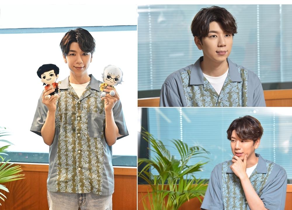 声優×二次元芸人プロジェクト「ゲラゲラ」声優・西山宏太朗の公式インタビュー到着