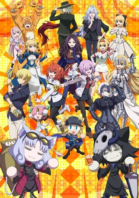 OVA『Fate/Grand Carnival』Blu-ray&DVD 2nd SeasonのPV公開! エドワード・ティーチが立ち上がる第三特異宴「ザ・ドキュメンタリー 拡がる英霊格差 ~英霊労働基準法~」などを収録&出演声優情報が解禁-6