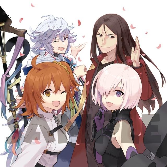 OVA『Fate/Grand Carnival』Blu-ray&DVD 2nd SeasonのPV公開! エドワード・ティーチが立ち上がる第三特異宴「ザ・ドキュメンタリー 拡がる英霊格差 ~英霊労働基準法~」などを収録&出演声優情報が解禁-9