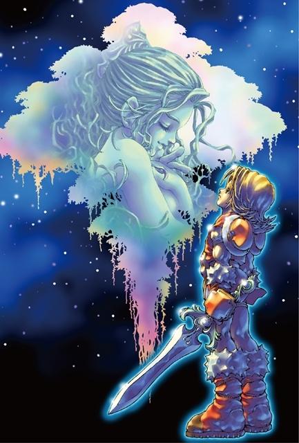聖剣伝説 Legend of Mana-11