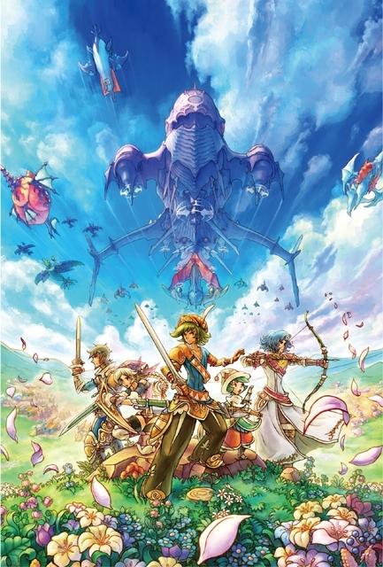 聖剣伝説 Legend of Mana-15