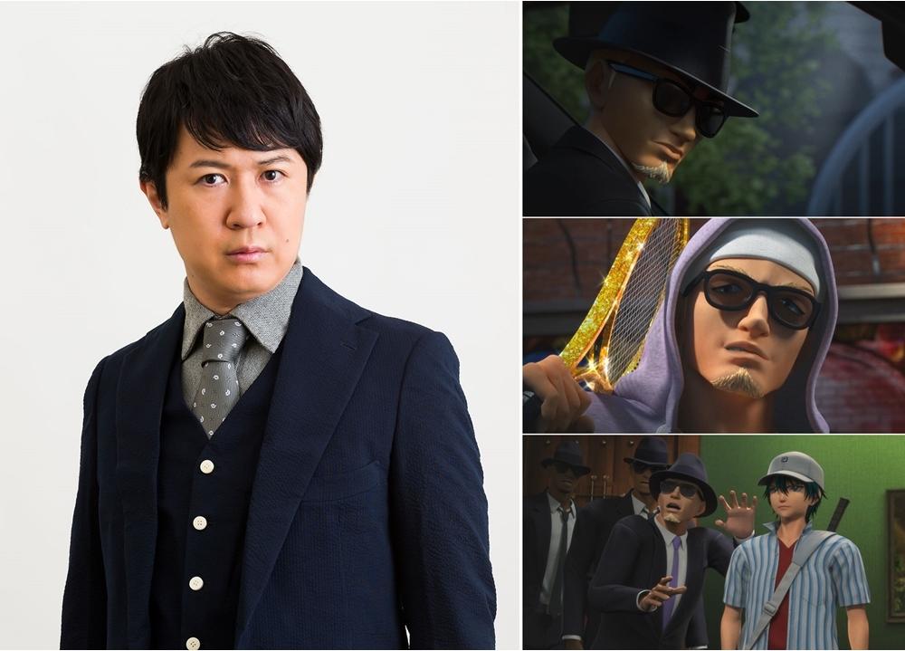 アニメ映画『リョーマ!』声優・杉田智和が演じるウルフを大紹介!