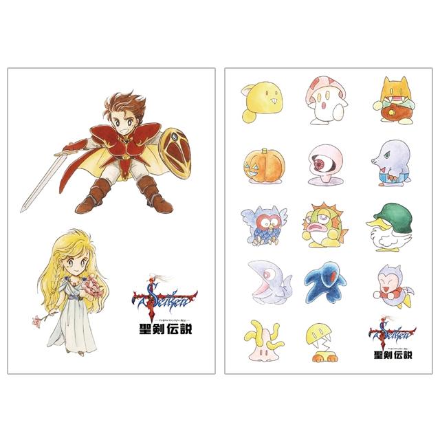 聖剣伝説 Legend of Mana-7
