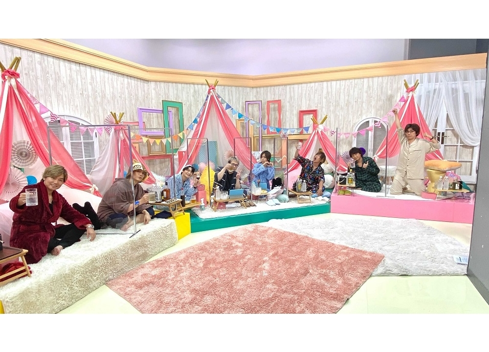 ABEMA『声優パジャマ会議 in SUMMER!!!!』公式レポ到着!