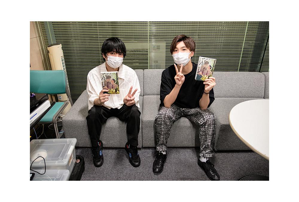 10/29発売CD『兎の森』榎木淳弥&山下誠一郎インタビュー到着