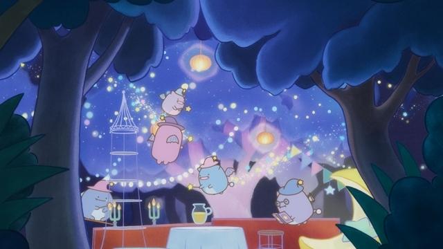 『映画 すみっコぐらし 青い月夜のまほうのコ』ナレーションは前作に引き続き、井ノ原快彦さんと本上まなみさんが担当! 2人からコメント到着、本予告も公開