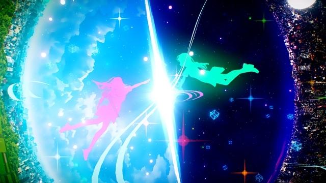 ClariSのニューシングル「ケアレス」(夏アニメ『マギアレコード 魔法少女まどか☆マギカ外伝 2nd SEASON -覚醒前夜-』OPテーマ)よりMVフルバージョン公開! 思い悩む2人の少女が登場するフルアニメーション-3