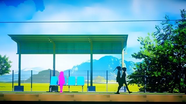 ClariSのニューシングル「ケアレス」(夏アニメ『マギアレコード 魔法少女まどか☆マギカ外伝 2nd SEASON -覚醒前夜-』OPテーマ)よりMVフルバージョン公開! 思い悩む2人の少女が登場するフルアニメーション-4