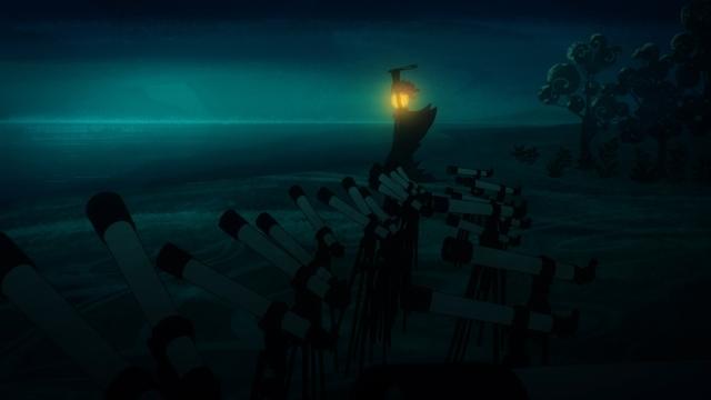 りょーちも監督&主題歌:Aimerさんのオリジナルアニメプロジェクト『夜の国』第3夜公開! 声優のM・A・Oさんから収録後のコメント到着、第3夜の主題歌も解禁-8