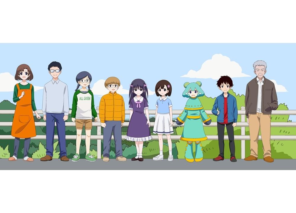 千葉県印西市で連載の4コマ漫画『印西あるある』がアニメ化決定!