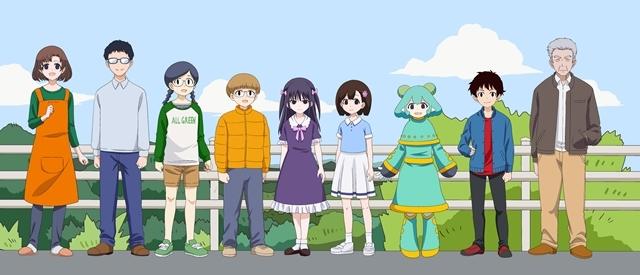 千葉県印西市で連載の4コマ漫画『印西あるある』がアニメ化決定! アニメ制作はポニーキャニオンが担当、今冬にYouTube他にて公開予定-1