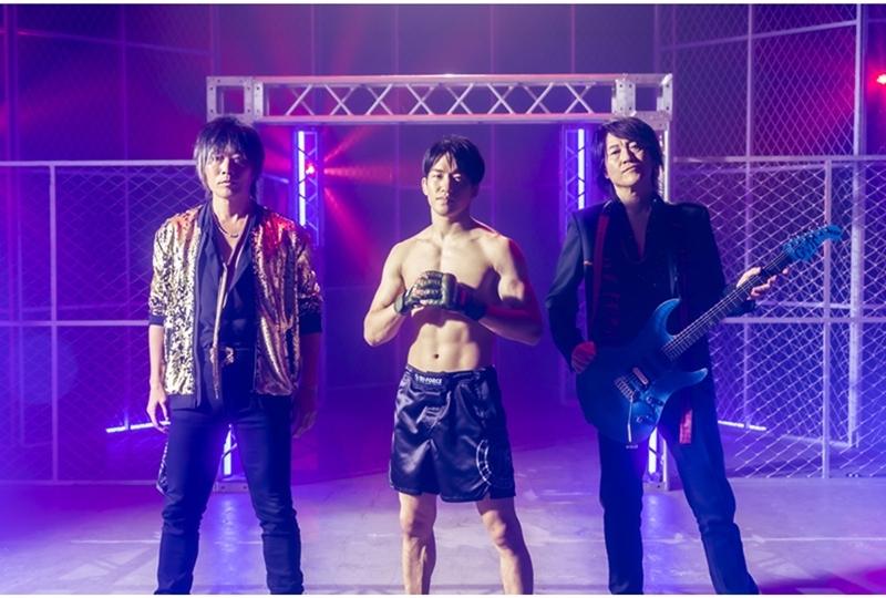 『範馬刃牙』OP主題歌ミュージッククリップでGRANRODEOと朝倉海がコラボ