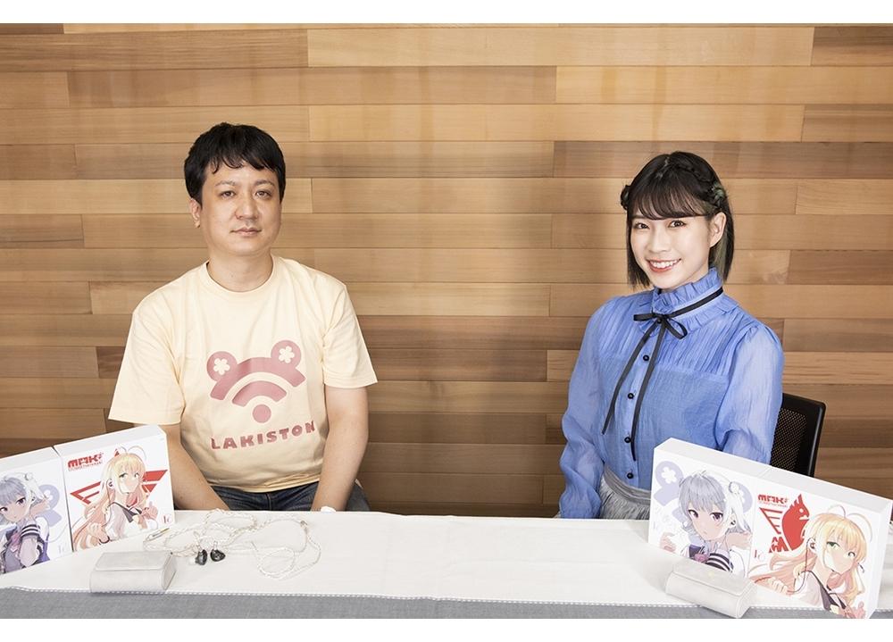 「小春六花」コラボイヤホン発売決定!声優・青山吉能らの関係者インタビュー到着