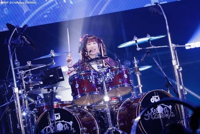 『BanG Dream!』Poppin'Party×Roselia 9th☆LIVE「The Beginning」DAY2公式レポートが到着! 9月18日(土)に特別配信も実施決定-5