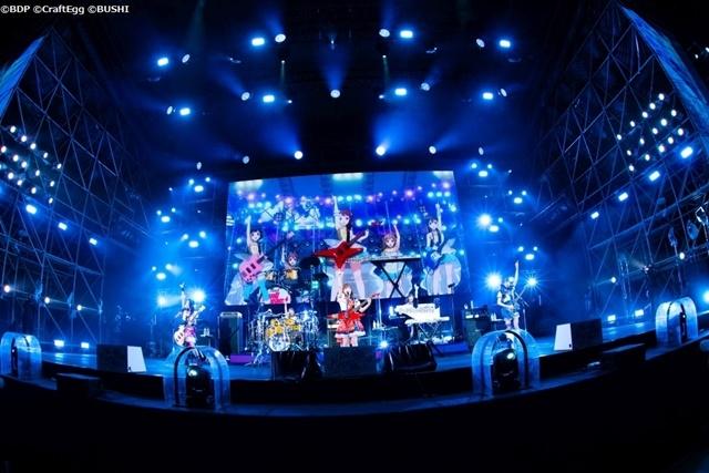 『BanG Dream!』Poppin'Party×Roselia 9th☆LIVE「The Beginning」DAY2公式レポートが到着! 9月18日(土)に特別配信も実施決定-16