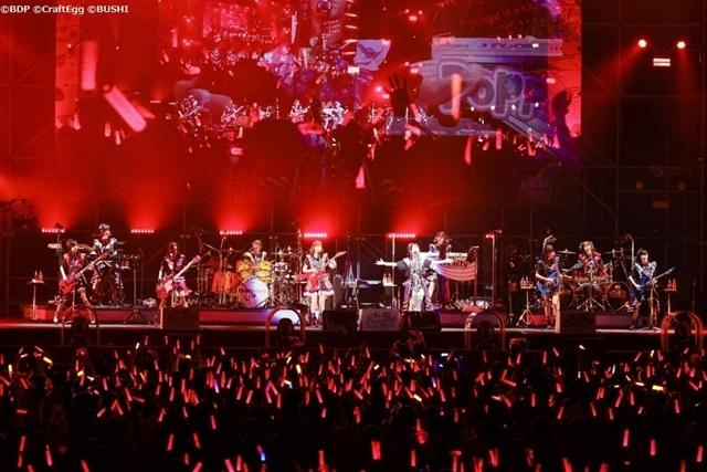 『BanG Dream!』Poppin'Party×Roselia 9th☆LIVE「The Beginning」DAY2公式レポートが到着! 9月18日(土)に特別配信も実施決定-19