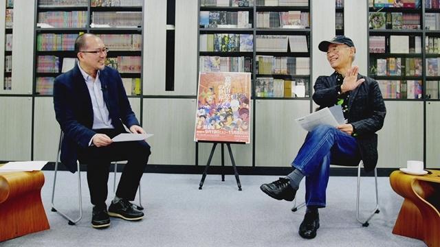 BD&DVD「富野由悠季の世界~Film works entrusted to the future~」が2022年2月25日(金)に発売! 富野監督のこれまでの仕事を回顧、検証した初の展覧会が映像化!!