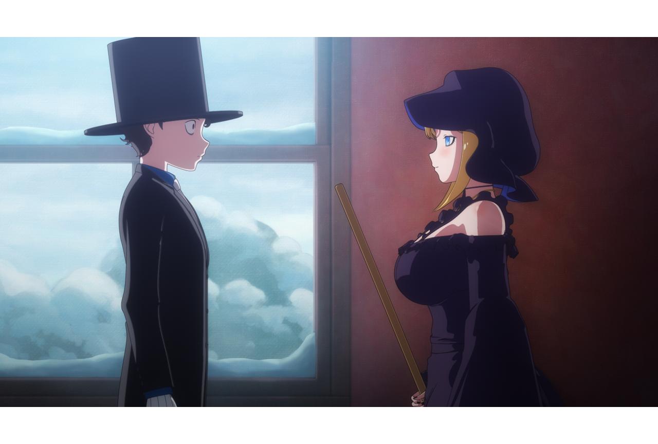 夏アニメ『死神坊ちゃんと黒メイド』最終話(第12話)あらすじ・場面カット公開