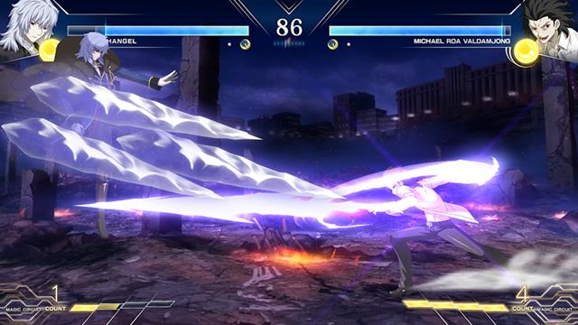 ゲーム『MELTY BLOOD: TYPE LUMINA(メルティブラッド:タイプルミナ)』新プレイアブルキャラクターとして津田健次郎さん演じる「ヴローヴ」の参戦が決定!