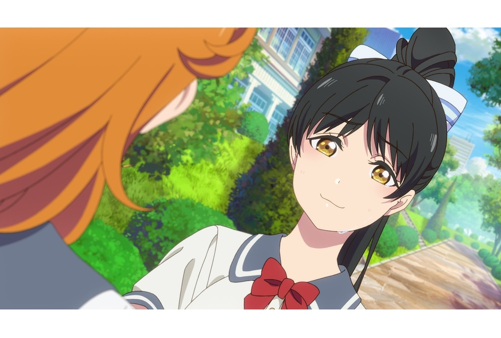 夏アニメ『ラブライブ!スーパースター!!』第8話の場面カット公開!