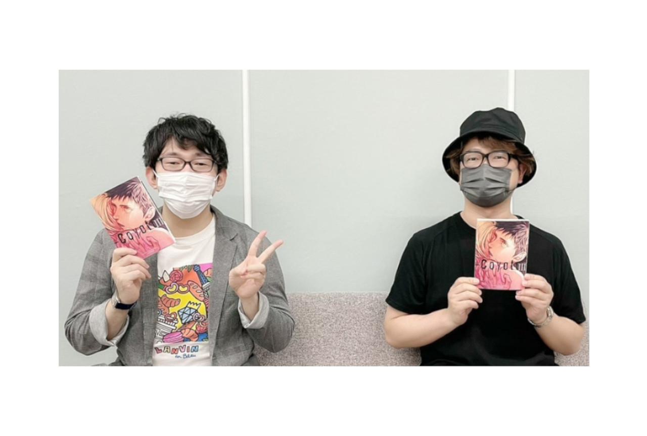 ドラマCD『コヨーテ Ⅲ』の小野友樹&興津和幸インタビュー公開!