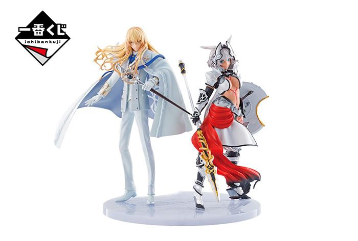 キリシュタリアとカイニスが初立体化! 「一番くじ Fate/Grand Order Cosmos in the Lostbelt」が2021年10月9日(土)より順次発売予定-1
