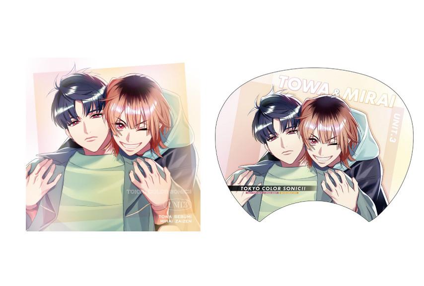 『カラソニ』ユニットCD第3弾が、本日9月24日に発売!