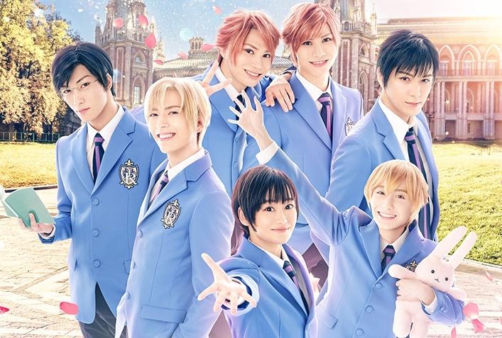 歌劇『桜蘭高校ホスト部』メインビジュアル、追加キャスト、公演概要解禁
