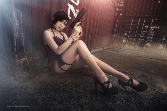 『バイオハザード』シリーズより、女性キャラクターの美しいコスプレ特集! エイダ・ウォン、クレア・レッドフィールド、レベッカ・チェンバース扮するコスプレイヤーさんたちをピックアップ!-9