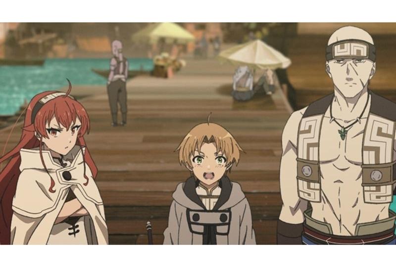 秋アニメ『無職転生』第2クールより、第12話先行カット・あらすじ到着