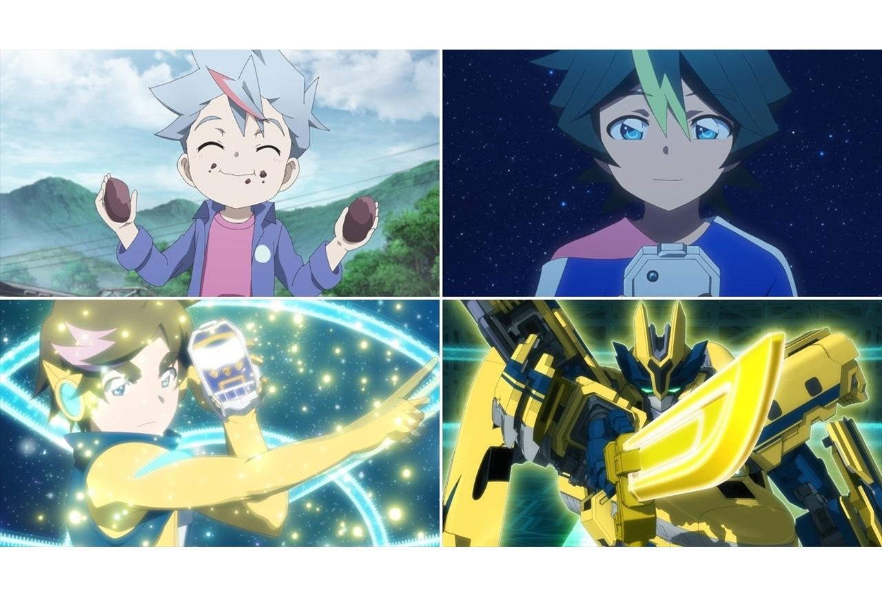 TVアニメ『シンカリオンZ』第22話あらすじ&場面カット公開